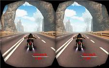 公路特技自行车骑士VR破解版v1.3截图3
