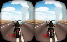 公路特技自行车骑士VR破解版v1.3截图2