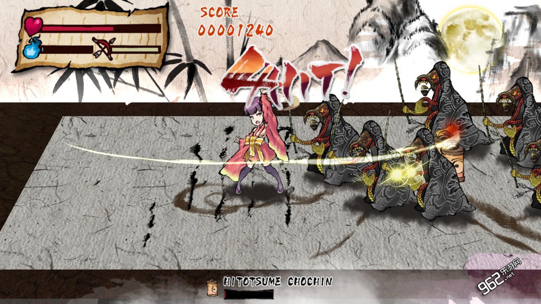 月之公主:战士传说PC破解版截图2