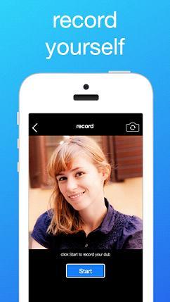 对嘴app 演技派软件v1.2.0截图1