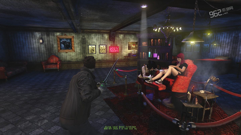 杀戮欲:吸血鬼影子猎手英文破解版截图0