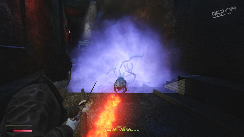 杀戮欲:吸血鬼影子猎手英文破解版截图5