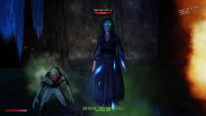 杀戮欲:吸血鬼影子猎手英文破解版截图6