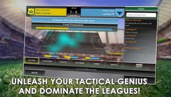冠军足球经理:全明星官方破解版1.0.6.993_截图3