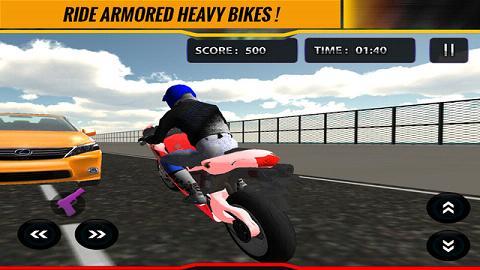 摩托车骑手死亡竞赛3D破解版_截图2