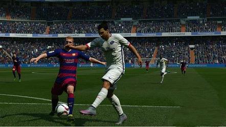 FIFA 16SweetFX真��化���|�a丁
