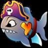 小鱼对海盗无限金币版