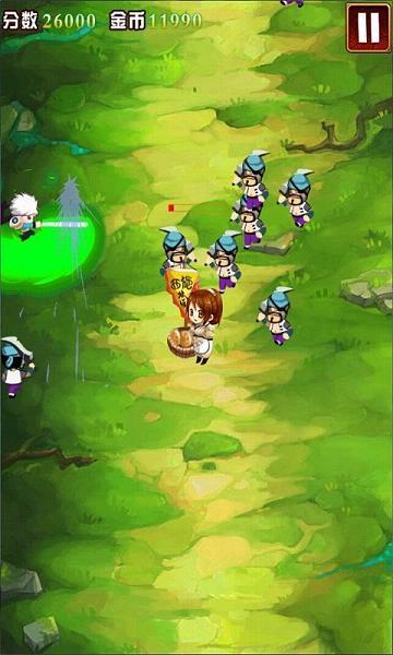 剑刃侠客HD无限金币版截图1