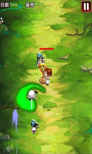 剑刃侠客HD无限金币版截图3