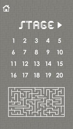 不可能通关的迷宫安卓中文版v1.0截图0
