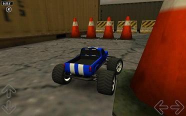 玩具卡车拉力赛3Dv1.1_截图1