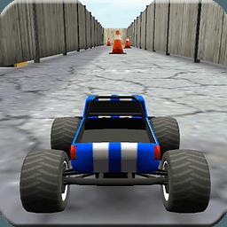 玩具卡车拉力赛3D