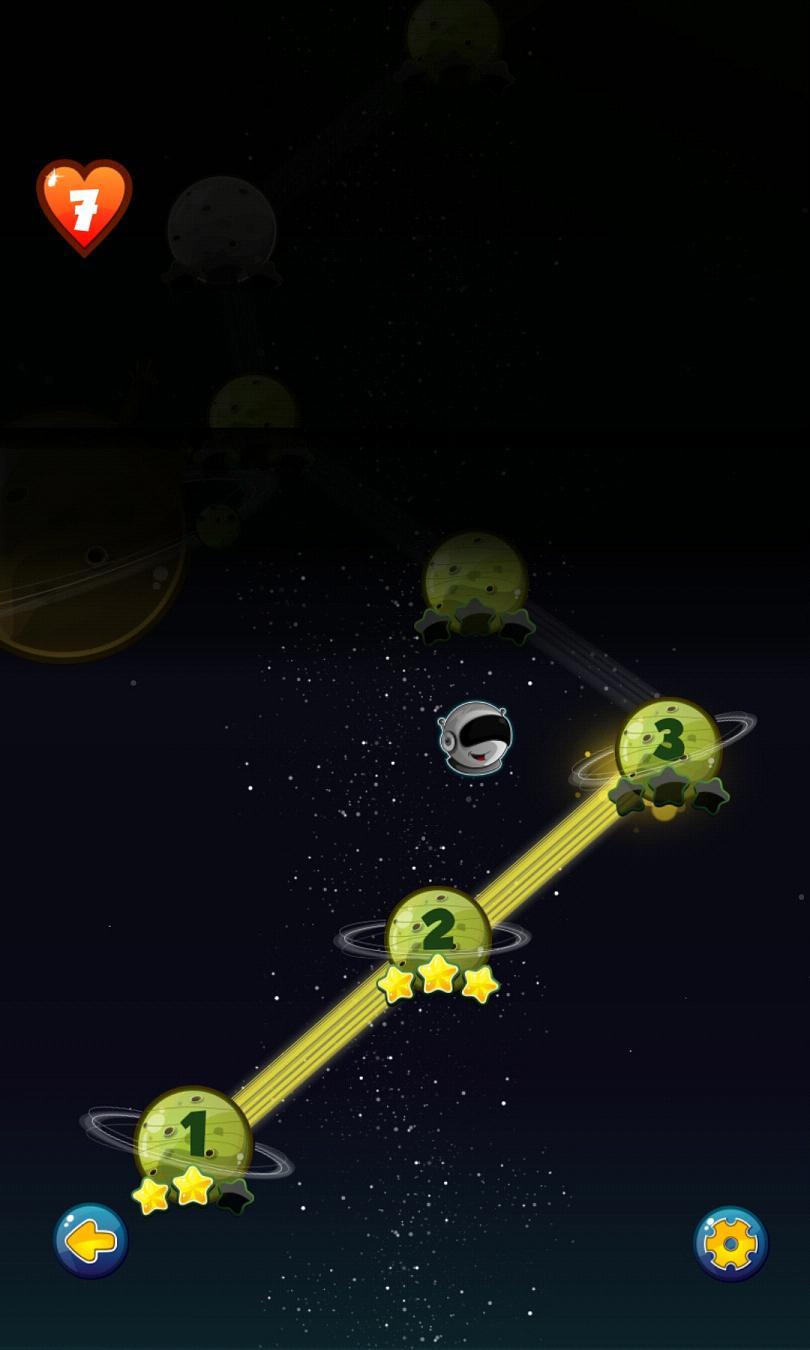 小小月亮 泡泡消除v1.0.1_截图