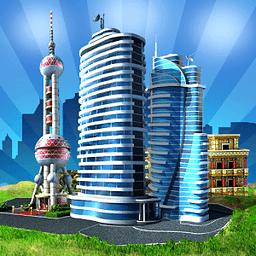 都市连绵 建筑游戏