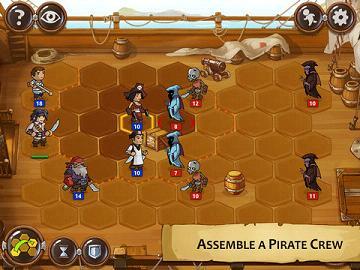勇敢大陆海盗中文版v1.0.1_截图1