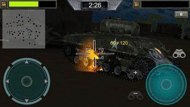 战争世界坦克2无限金币版v1.0.5截图0