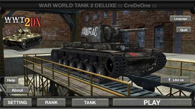 战争世界坦克2无限金币版v1.0.5截图1