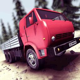 卡车司机:崎岖道路破解版