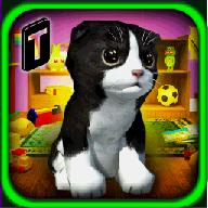 疯狂的宠物猫3D安卓破解版