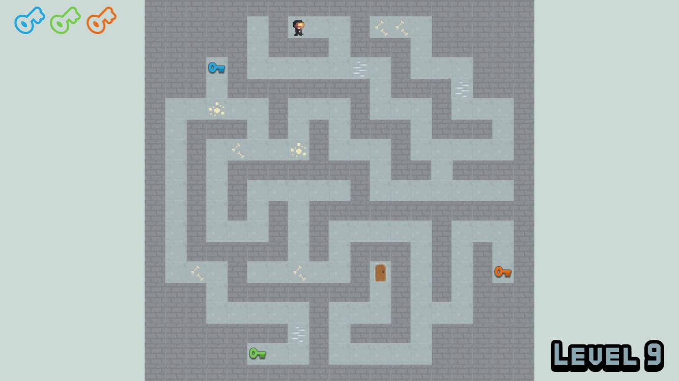 黑暗迷宫汉化版益智解谜v1.2_截图3