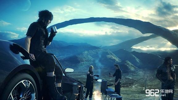 城市够大 《最终幻想15》新玩法公布 可进行