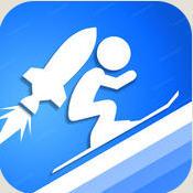 火箭滑雪赛ios破解版