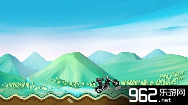 摩托车表演赛全解锁破解版v6.2.1截图2