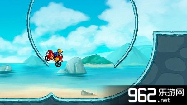 摩托车表演赛全解锁破解版v6.2.1截图3