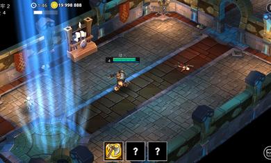 地下城传说无限金币修改版v1.72截图3
