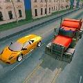 卡车赛车公路破解版
