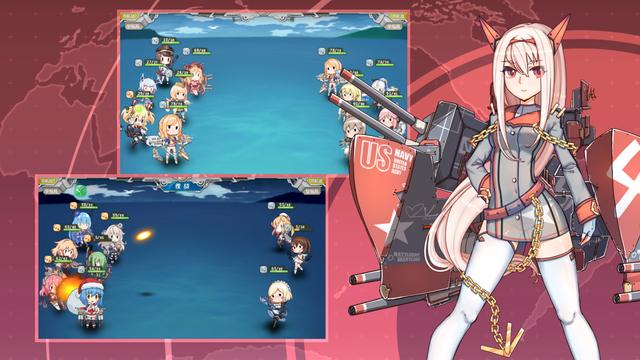 战舰少女R ios官方版v2.2.1截图0