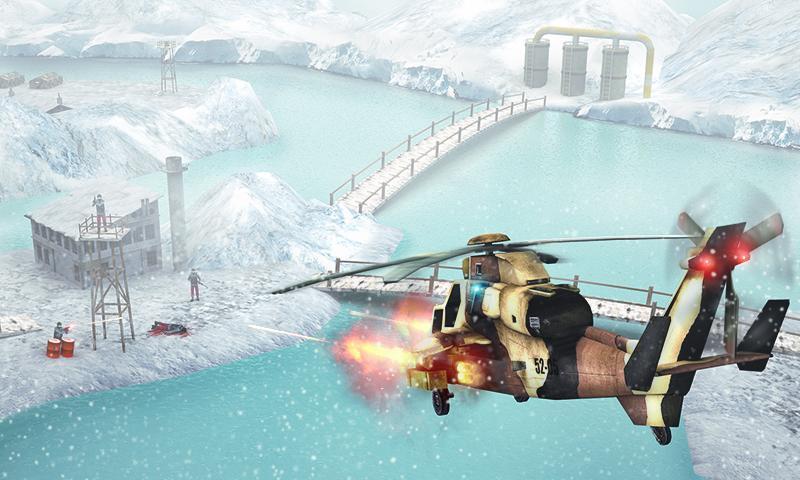 现代直升机战争破解版_截图