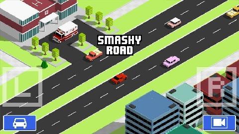 像素公路狂飙完美版截图2