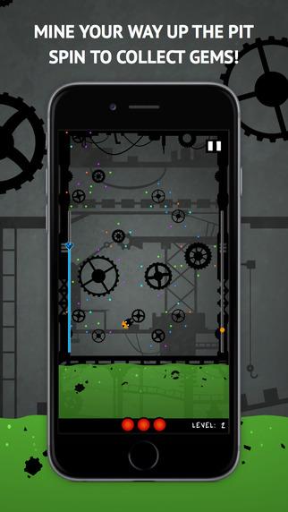 齿轮矿工 Gear Miner IOS版v1.0截图1