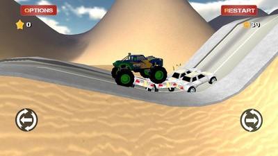 怪物卡车挑战赛破解版v1.0.5_截图0
