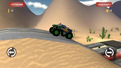 怪物卡车挑战赛破解版v1.0.5_截图2