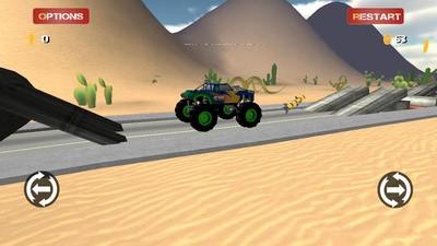 怪物卡车挑战赛破解版v1.0.5_截图4