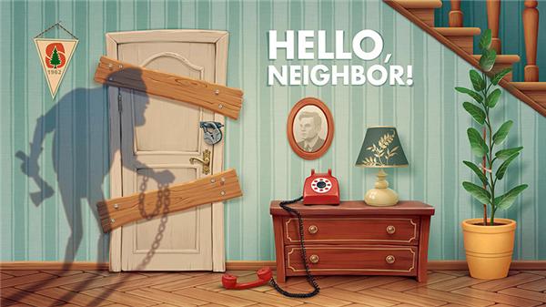 你好,邻居中文版_截图