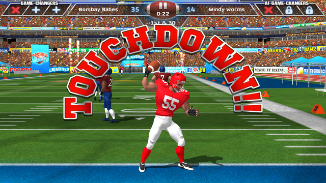 Football Unleashed JAMAAL CHARLE ios中文版v1.0_截图
