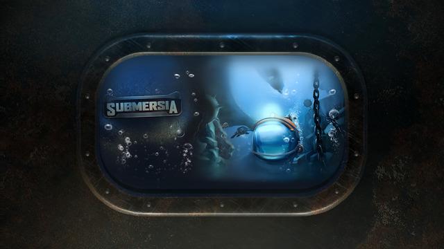 水下冒险 Submersia IOS版v0.1_截图0