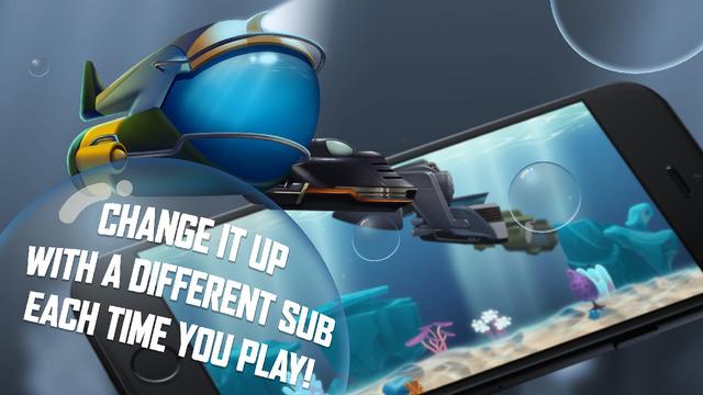 水下冒险 Submersia IOS版v0.1_截图2