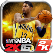 我的NBA My NBA 2K16 IOS版