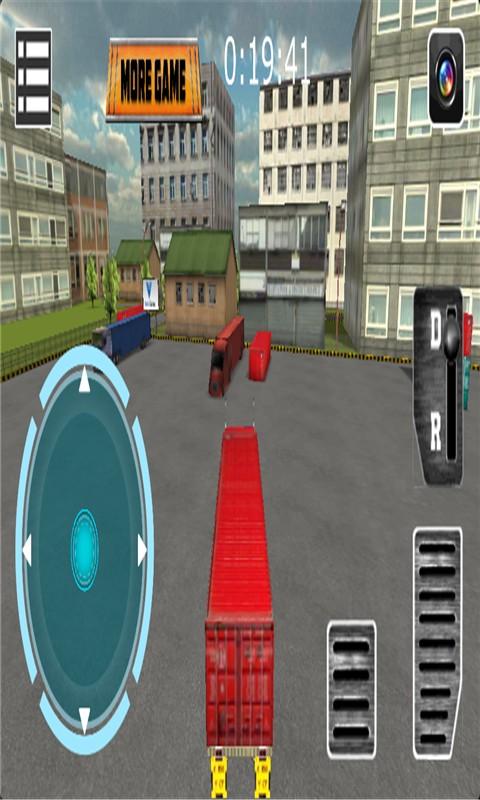 重型卡车3D停车手游v3.0_截图3