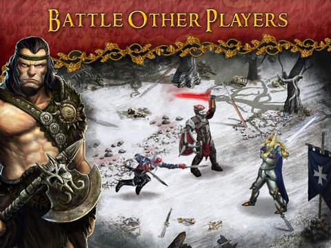 帝国时代 Kingdom Age IOS版_截图1