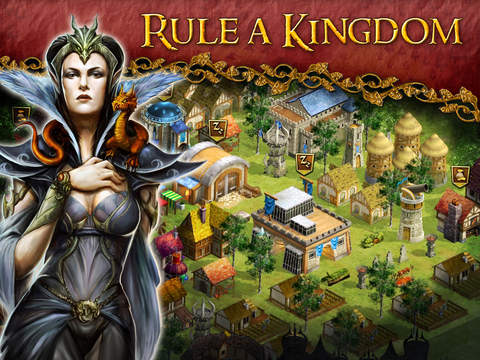 帝国时代 Kingdom Age IOS版_截图2