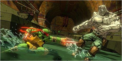 忍者神龟:曼哈顿变种手机版_截图