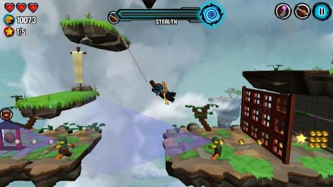 乐高忍者:天际飞行 LEGO Ninjago: Skybound IOS版v4.0.271_截图0