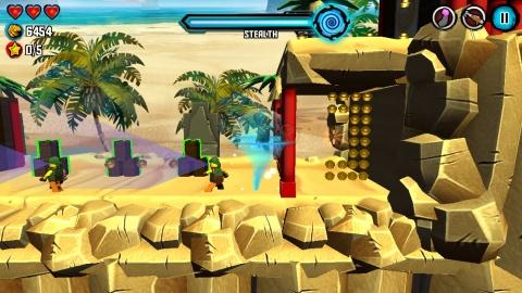 乐高忍者:天际飞行 LEGO Ninjago: Skybound IOS版v4.0.271_截图1