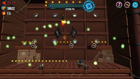 乐高忍者:天际飞行 LEGO Ninjago: Skybound IOS版v4.0.271_截图4