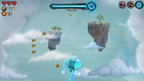 乐高忍者:天际飞行 LEGO Ninjago: Skybound IOS版v4.0.271_截图3